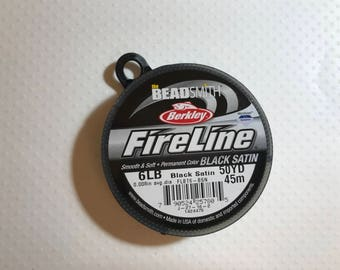 Fireline 6lb smoke | Etsy NZ