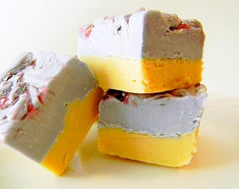 Julie's Fudge - PEANUT BUTTER & JELLY - Half Pound
