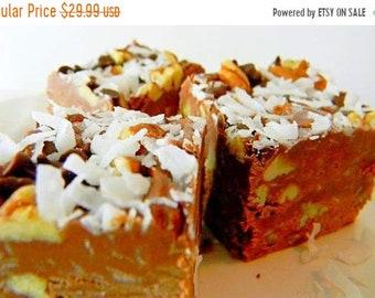 SALE Julie's Fudge - GERMAN CHOCOLATE Cake - Over One Pound