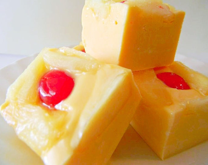 Julie's Fudge - PINEAPPLE UPSIDE-DOWN Cake - One Pound
