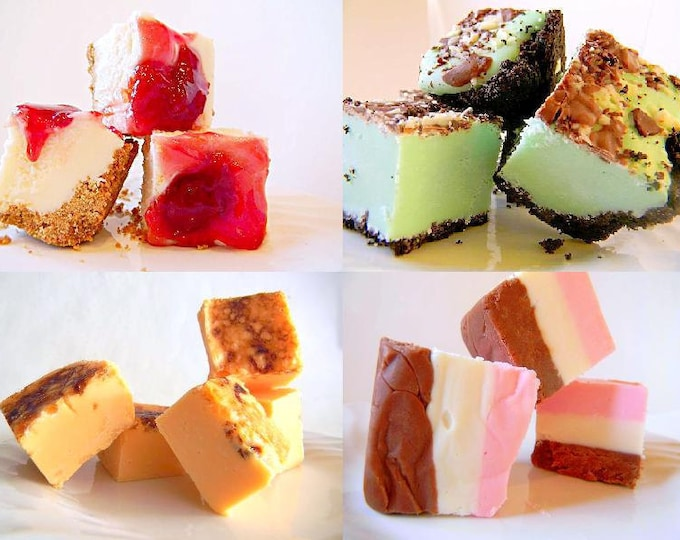 Custom Listing for Wendy - Julie's Fudge EVERY MONTH - 3 Months - 1 pound each month - You Choose Flavors