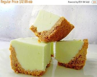 SALE Julie's Fudge - KEY LIME Pie w/Graham Cracker Crust - Over Half Pound