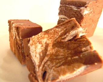 Julie's Fudge - Milk Chocolate CAPPUCCINO - One Pound