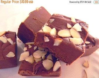 SALE Julie's Fudge - AMARETTO & KONA Coffee - Half Pound