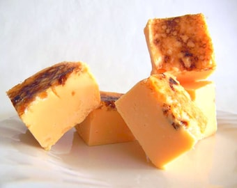 Julie's Fudge - CREME BRULEE - One Pound