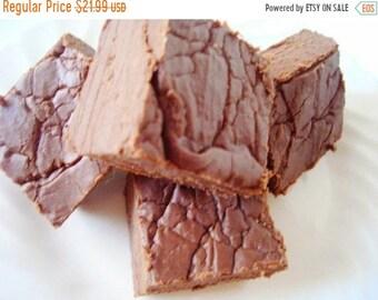 SALE Julie's Fudge - JUST Chocolate - One Pound