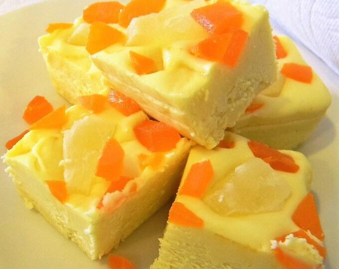 Julie's Fudge - PINEAPPLE Mango - Half Pound