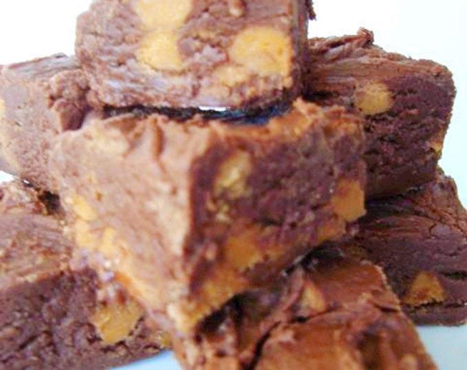 Julie's Fudge - with BUTTERSCOTCH - Half Pound