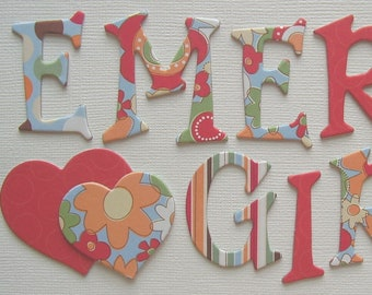 """EMERY Designs - Chipboard Letters - Alphabet Die Cuts  - 1.5"""" inch Tall"""