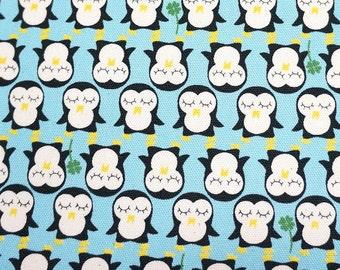 Penguin print A5
