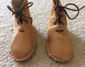 afda1b87b Baby moccasin boots