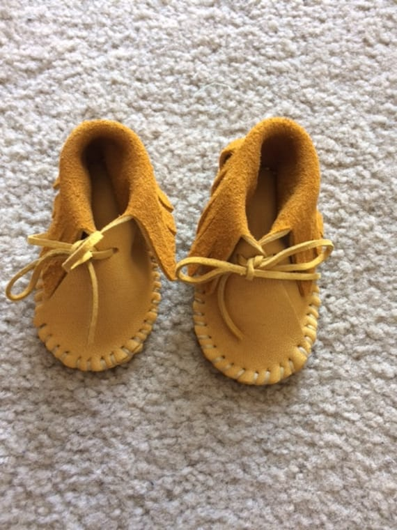 Handmade Traditional Baby Leather