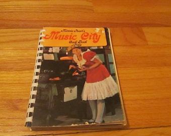 Minnie Pearl's Music City Cookbook SC Spiral 1970