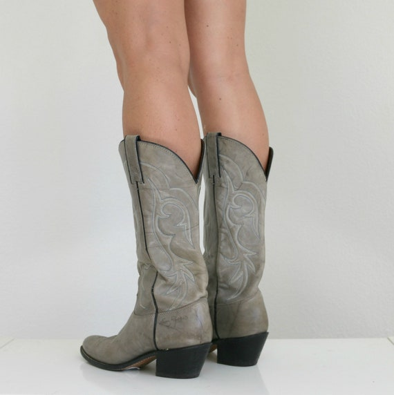 Rogers 7 1 Kenny 5 to Women's 2 8 7 Boots Size Smokey 1980s 5pSZwWHqYS