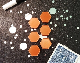 Geometric Metallic Copper Magnets