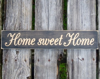 home sweet home sign,home sweet home,housewarming gift,home decor,home sign
