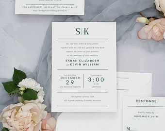 Simple Invitation Suites