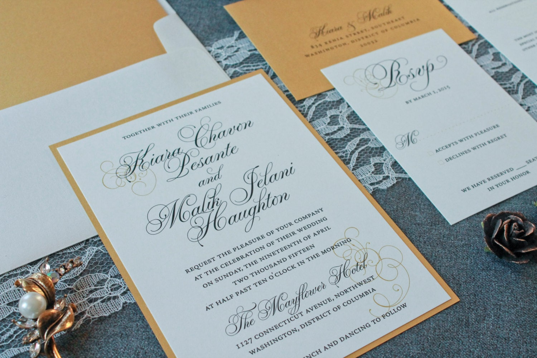 Cultural Wedding Invitations: Traditional Wedding Invitations Formal Invitations Classic