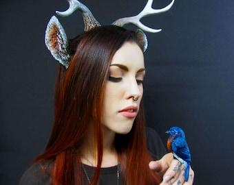 Bluebird Cosplay Prop Sculpture Ring