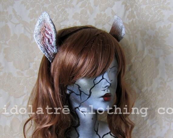 Fawn or Unicorn Fantasy Ears