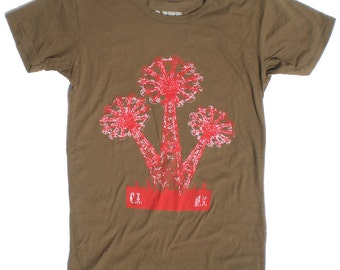ff23a978c Tshirts inspired by Brooklyn Bikes and by livepoultrydesigns