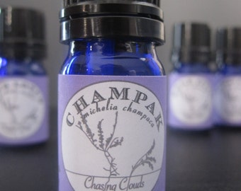 Champaka Absolute Essential Oil - Aromatherapy - Essential Oil - Essential Oils