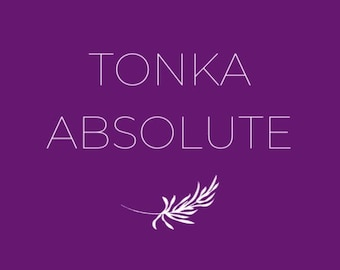 Tonka Bean Absolute Essential Oil