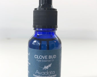 Clove Bud Essential Oil - Certified Organic