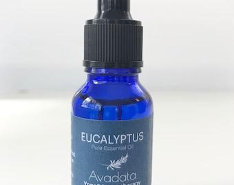 Eucalyptus Globulus Essential Oil - Certified Organic