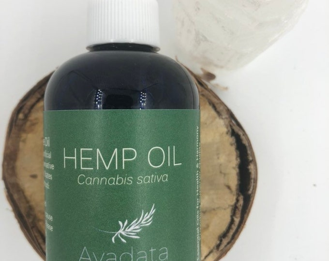 Featured listing image: Hemp Seed Oil - Unrefined