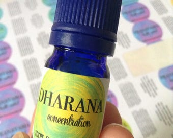 Dharana Oil -  Focus Oil