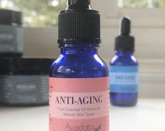 ANTI-AGING Essential Oil Blend