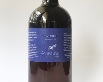 Lavender Flower Water - Imported from France
