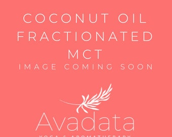 MCT 60/40 Fractionated Coconut Oil - Refined