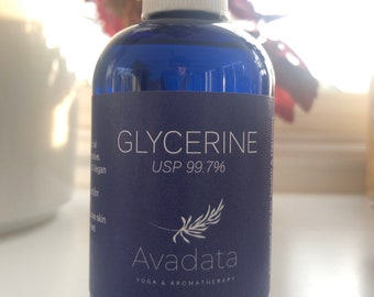 Vegetable Glycerine USP 99.7%