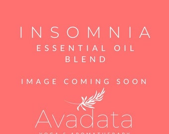 Insomnia Essential Oil Blend - Sleep