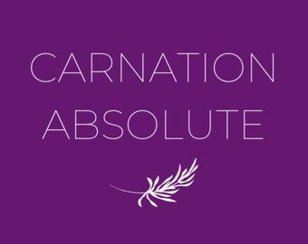 Carnation Absolute Essential Oil