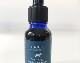 Benzoin Essential Oil - Resin