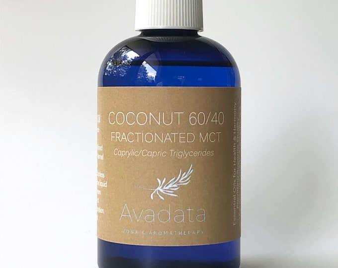 Featured listing image: MCT 60/40 Fractionated Coconut Oil - Refined