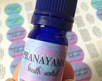 Pranayama Oil -  Breath Oil