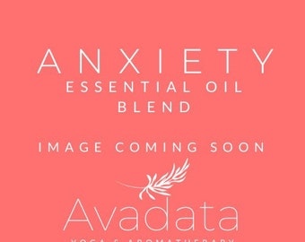Anxiety/Stress Essential Oil Blend