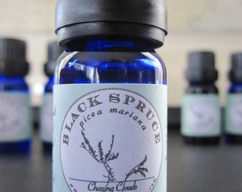Black Spruce Essential Oil - Wildcraft