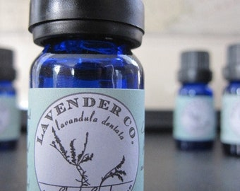 Lavender Essential Oil - Certified Organic