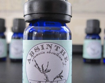 Absinth(Artemisia) Essential Oil - Aromatherapy - Essential Oil  - Essential Oils