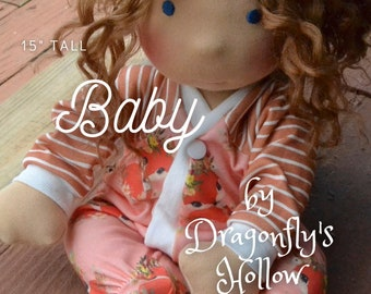 """Baby - 15"""" - Pattern Only"""
