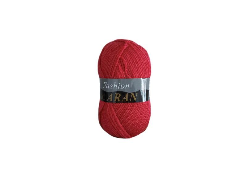 King Cole Fashion Aran Yarn