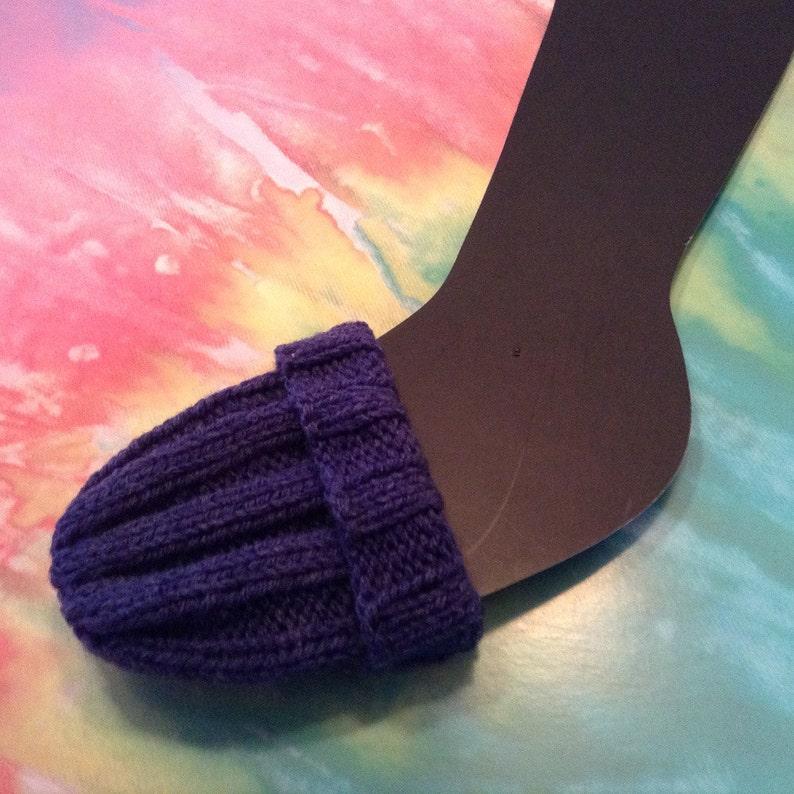 Post Foot Surgery Gift/Denim Blue Cast Sock/Boutique Cast Sock/Cast Toe  Hat/Blue Unisex Cast Sock/Get Well Soon Gift/New Denim Cast Sock