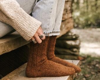 Knitting Pattern - Sock Pattern - Pattern For Socks - Comfort Socks
