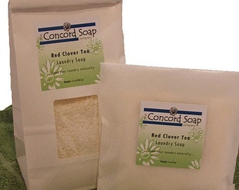 CUSTOM Handmade Laundry Soap 3oz sample - assorted scents, natural detergent, eco friendly