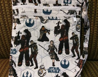 Star Wars Inspired Cross Body Bag/Purse